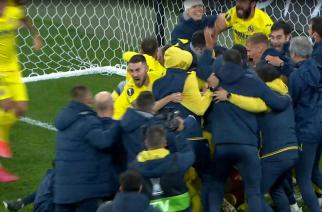 Villarreal wygrywa Ligę Europy! W nagrodę zagrają w Lidze Mistrzów 2021/2022