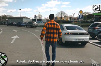 GTA: Wisła Płock. Nietypowa forma ogłoszenia nowego kontraktu! [WIDEO]