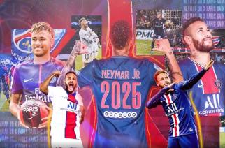 Oficjalnie: Neymar podpisał nowy kontrakt z PSG!