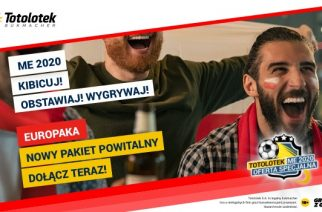 EUROPAKA – nowa oferta powitalna w Totolotku!