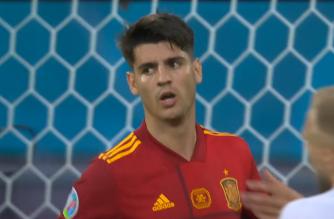 Przegrywamy, ale nie jest najgorzej. Do przerwy Hiszpania-Polska 1:0
