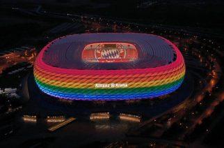 UEFA odrzuciła tęczową Allianz Arenę w trakcie meczu Niemcy-Węgry!