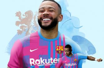 Oficjalnie: Memphis Depay zawodnikiem Barcelony!