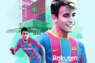 Oficjalnie: Eric Garcia został zawodnikiem Barcelony!