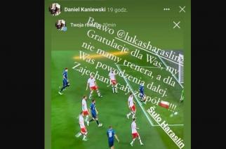 Daniel Kaniewski: Brakowało najlepszego skrzydłowego naszego kraju