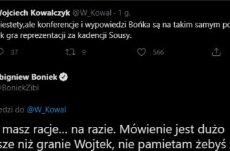 Wojciech Kowalczyk krytykuje Zbigniewa Bońka. Prezes nie pozostał dłużny!