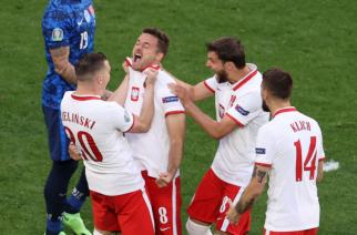 Zaczynamy od porażki. Polska 1:2 Słowacja