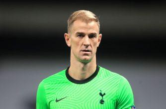 Joe Hart opuści Tottenham?!