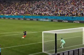 Francuscy kibice nie pogodzili się z porażką. Chcą powtórzenia meczu!
