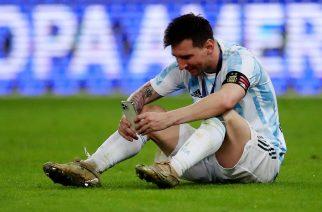 Poświęcenie. Leo Messi grał z kontuzją!