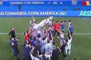 Argentyna wygrywa Copa America. Wielka radość Messiego i spółki! [WIDEO]