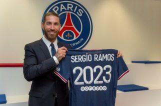 Oficjalnie: Sergio Ramos zawodnikiem PSG!