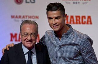 Kolejne taśmy Pereza: Cristiano Ronaldo jest szalony. Ten facet to idiota