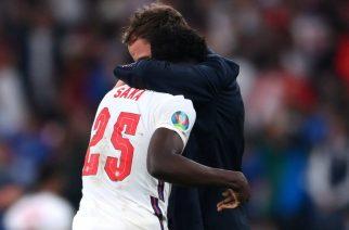 Angielscy piłkarze ofiarami rasistowskich obelg