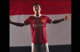 Manchester United zaprezentował Jadona Sancho! [WIDEO]