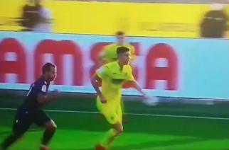 Bandycki atak Roberto Soldado w sparingowym meczu! [WIDEO]