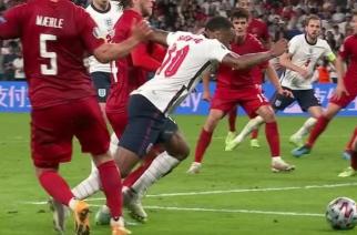 Anglia w finale. Zadecydował kontrowersyjny rzut karny! [WIDEO]