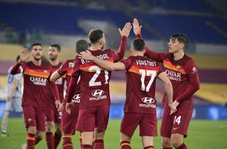 Salernitana – AS Roma 🇮🇹 Typy, kursy (29.08.2021)