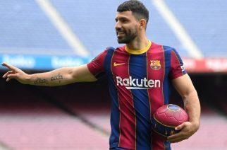 Kolejny kłopot Barcelony. Dłuższa przerwa Sergio Aguero!