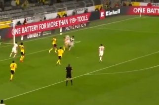 Lewandowski show. Dwa gole i asysta w Superpucharze Niemiec! [WIDEO]