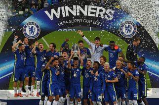 """Chelsea lepsza w rzutach karnych. """"The Blues"""" z Superpucharem Europy!"""