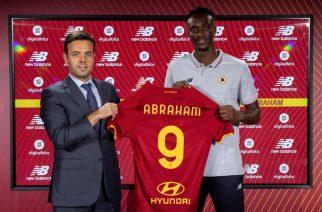 Tammy Abraham został zawodnikiem AS Romy!