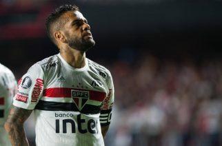 Dani Alves rozstał się z Sao Paulo. Będzie powrót do Europy?