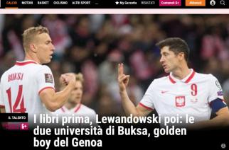 Wpadka włoskiej gazety. Pomyliła polskich zawodników!
