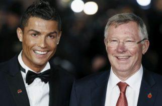 Sir Alex Ferguson o powrocie Ronaldo: Przyczyniłem się do tego