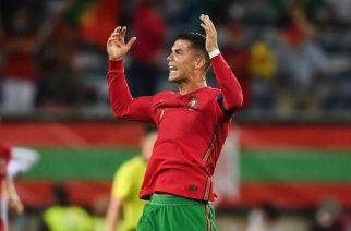 Wielki wyczyn Cristiano Ronaldo. Portugalczyk ustanowił reprezentacyjny rekord!