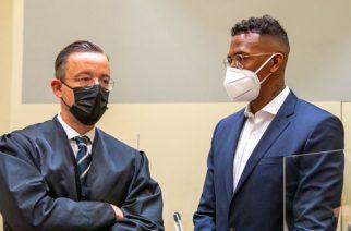 Jerome Boateng został skazany za przemoc domową wobec byłej partnerki
