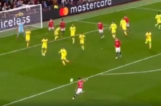 Piękny gol Alexa Tellesa w starciu z Villarreal! [WIDEO]