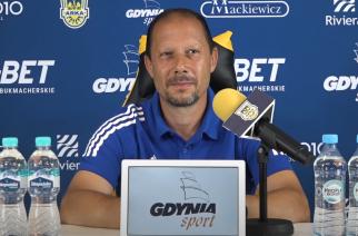 Dariusz Marzec zostanie zwolniony z Arki Gdynia!
