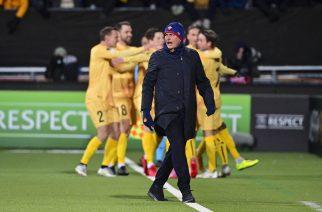 Jose Mourinho po druzgocącej porażce w LKE: Mamy 13 zawodników