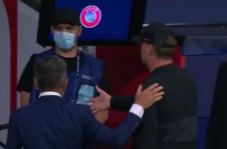Diego Simeone wytłumaczył swoje zachowanie po końcowym gwizdku